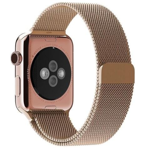 Apple Watch 38/40MM Milánói Szíj Rose Gold
