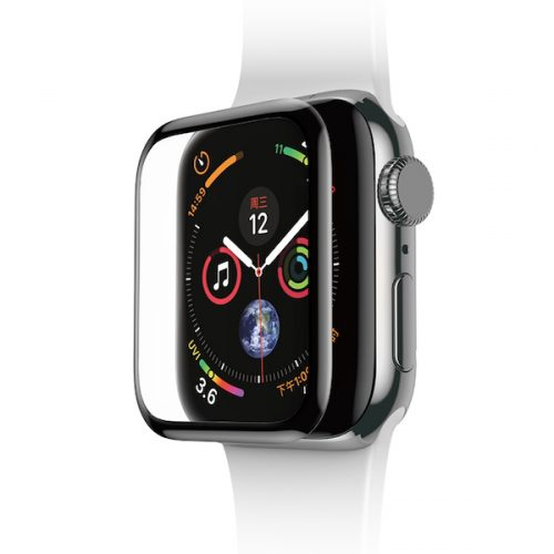 Apple Watch 40MM Üvegfólia Fekete