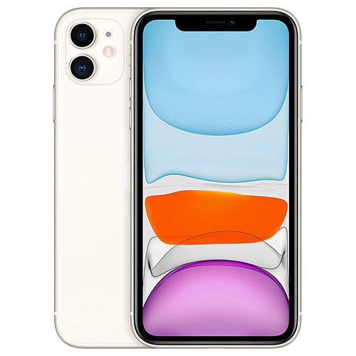 Apple Iphone 11 64 GB Fehér