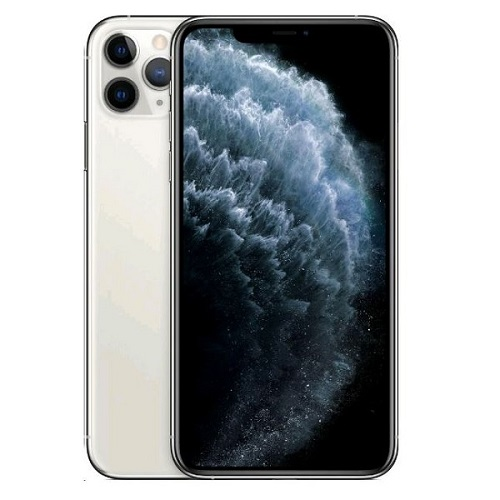 Apple Iphone 11 Pro Max 64 GB Ezüst
