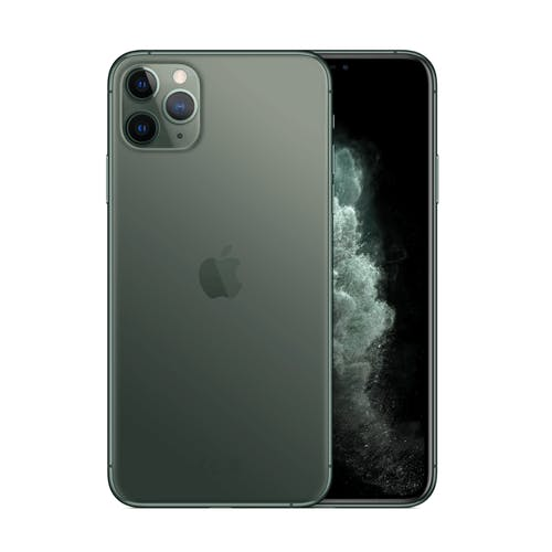 Apple Iphone 11 Pro Max 512 GB Zöld