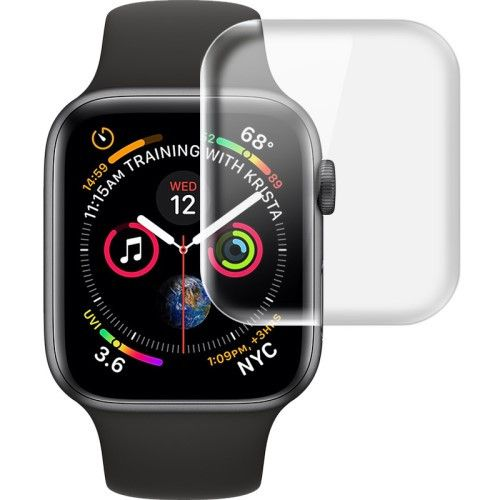 Apple Watch 44MM Üvegfólia Átlátszó